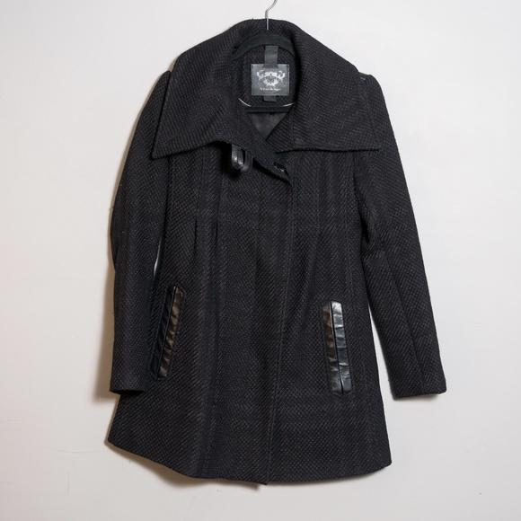 Mackage - Wool Peacoat